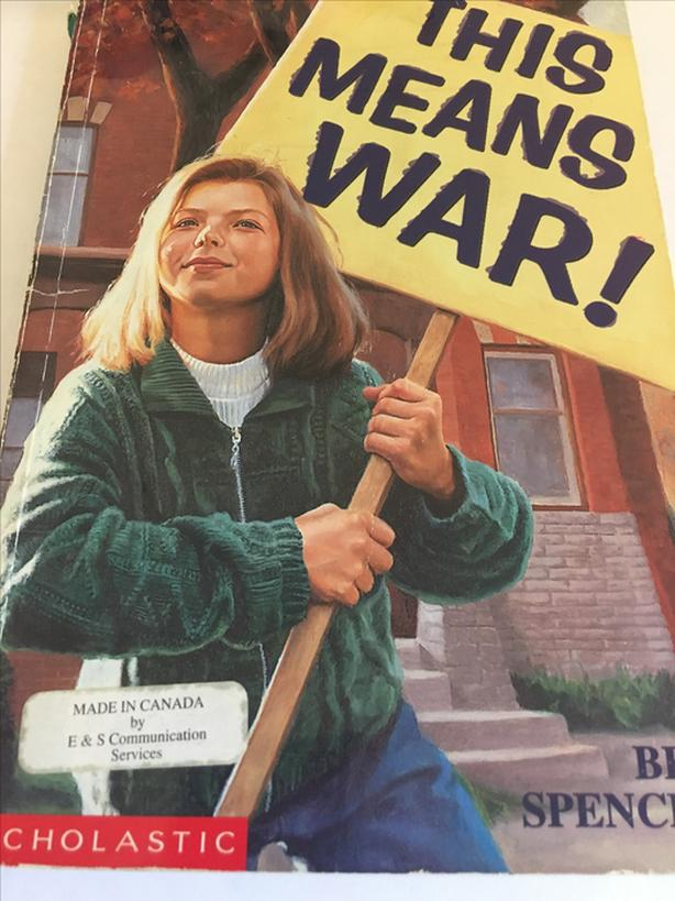 This Means War[Book]