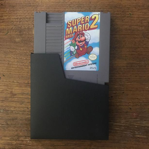 Super Mario Bros 2 NES Nintendo