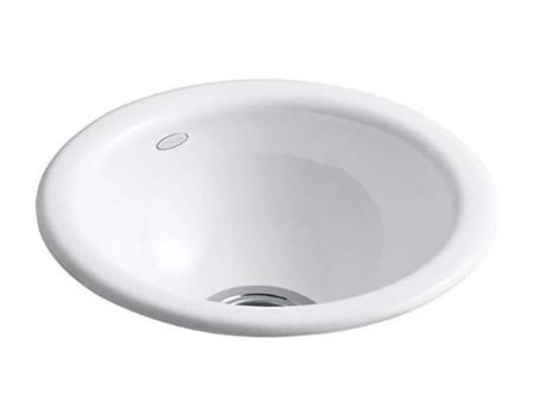 Kohler K-6558-0 Cast Iron Sink - Retail $500