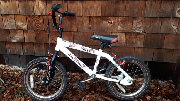 """16"""" kids bike"""