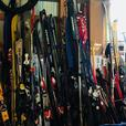 Used downhill and x-country ski boots and skis - MANY sizes and great prices!!!