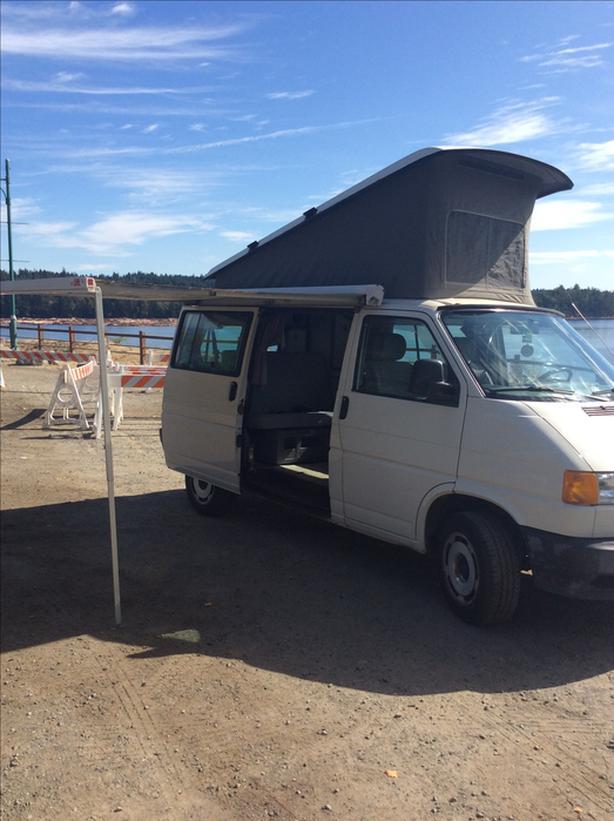 1995 VW Eurovan Westfalia Ladysmith, Cowichan - MOBILE