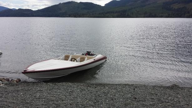  Log In needed $7,500 · 78 BBF jet boat