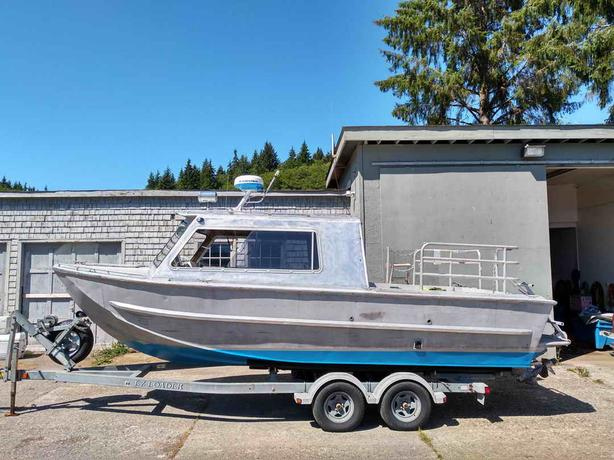  Log In needed $90,000 · EagleCraft Daigle Passenger Crew Boat For Sale -  Crew Mover