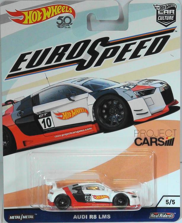 Hot Wheels Car Culture Euro Speed Audi R8 Lms Saanich Victoria