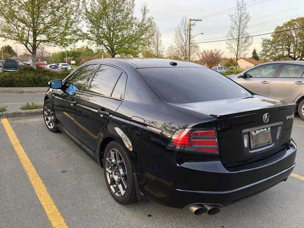 2008 Acura TL Type S 6MT