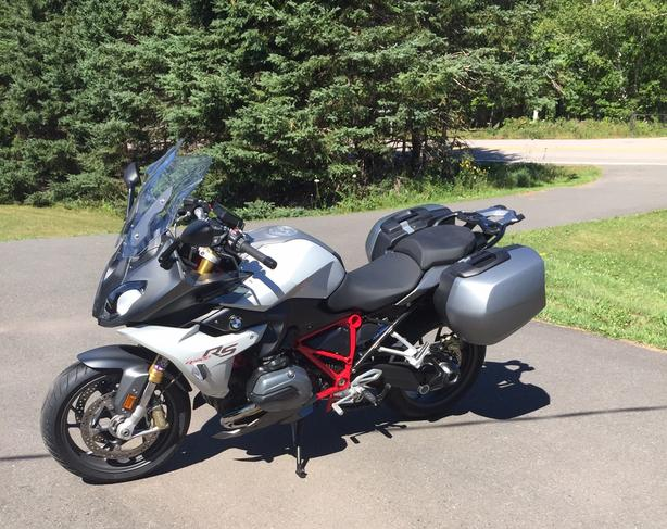 2017 Bmw R1200rs Queens County Pei