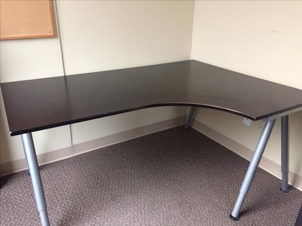 Log In needed $70 · IKEA Galant Corner Desk