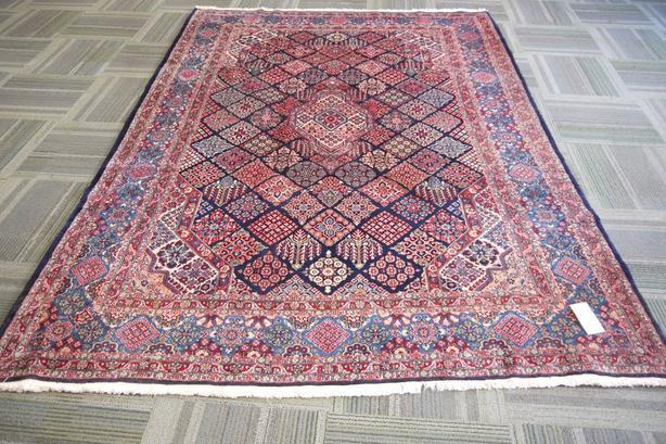 Persian Area Rug 10x7