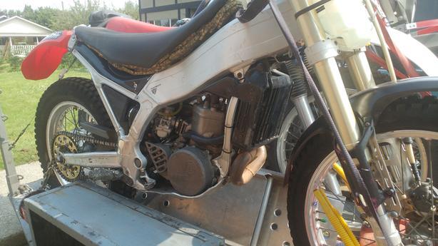 beta zero trils bike