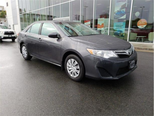 2013 Toyota Camry LE (A6) No Accidents Low K's