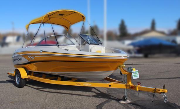 2013 Tahoe Q5i w/Mercruiser 4.3L TKS 190Hp
