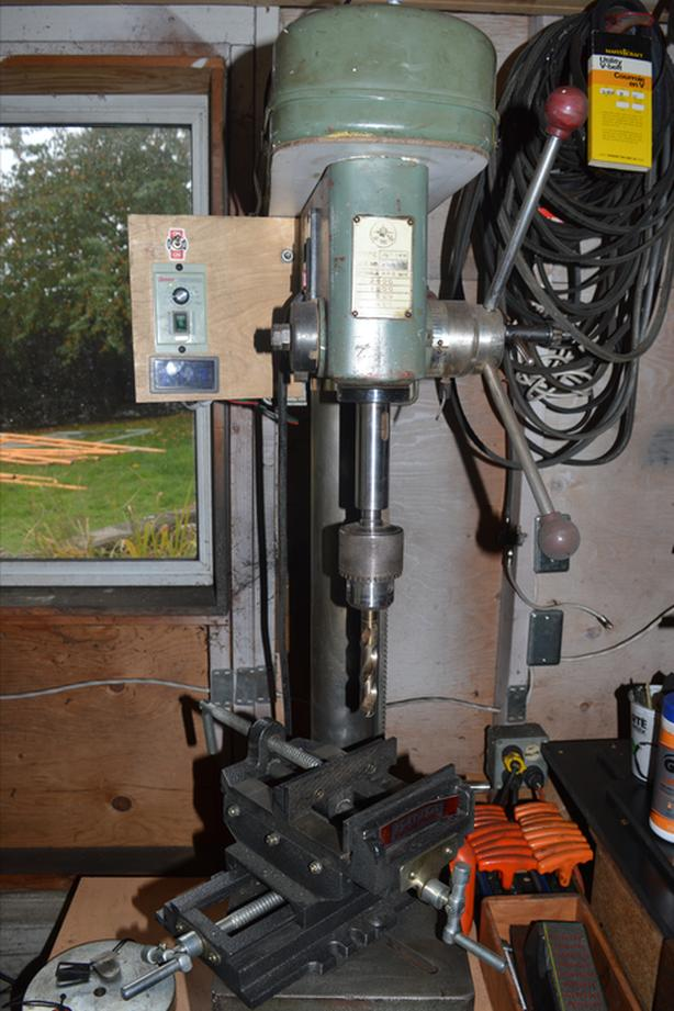  Log In needed $300 · Jet 14 M Benchtop Drill Press