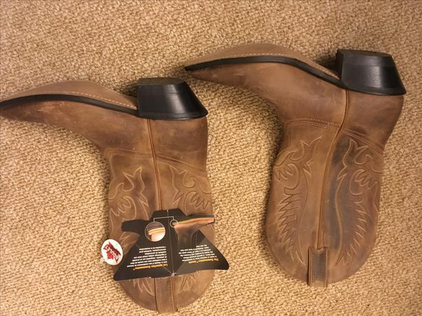 723c3280ee7  Log In needed $175 · Boulet Challenger Women's Cowgirl Boots