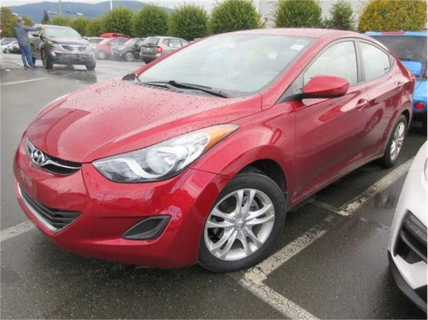 2011 Hyundai Elantra GL Low Kilometers Blue Tooth