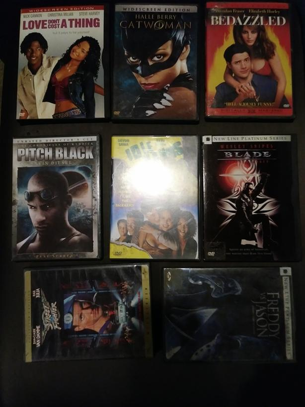 Chilling DVD's