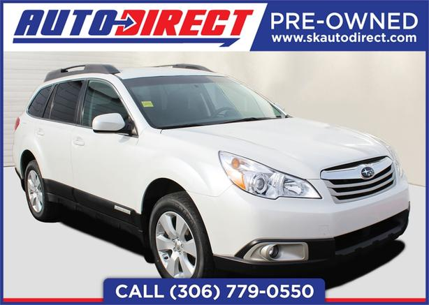 2012 Subaru Outback 2.5i Touring Package