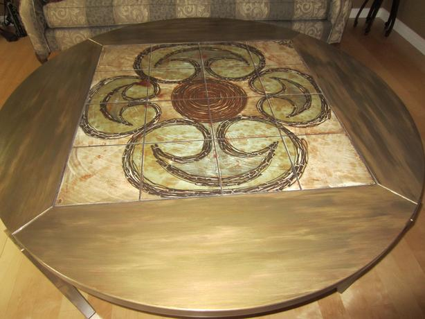 Coffee Table - Ox Art
