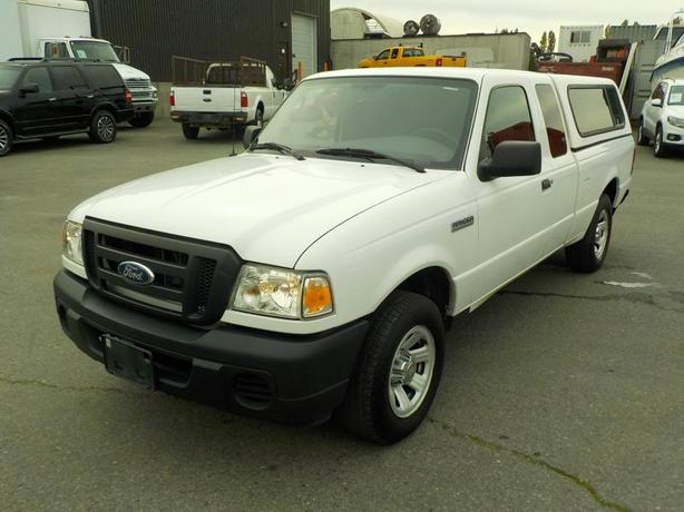 2008 Ford Ranger Sport SuperCab 6 Foot Bed 2WD