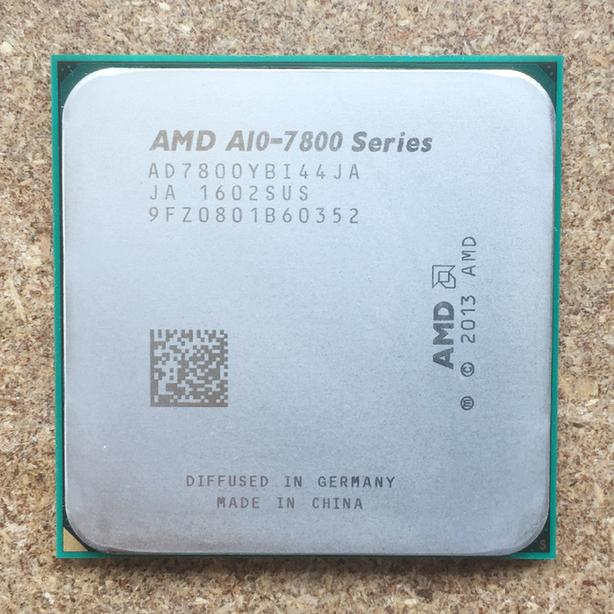 AMD A10-7800 Quad Core CPU Socket FM2+ Processor 3.5GHz for Desktop PC