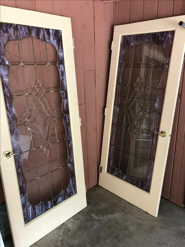 Free Stained Glass French Doors 3 Total Saanich Victoria
