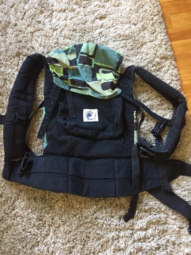 guc Ergo baby carrier