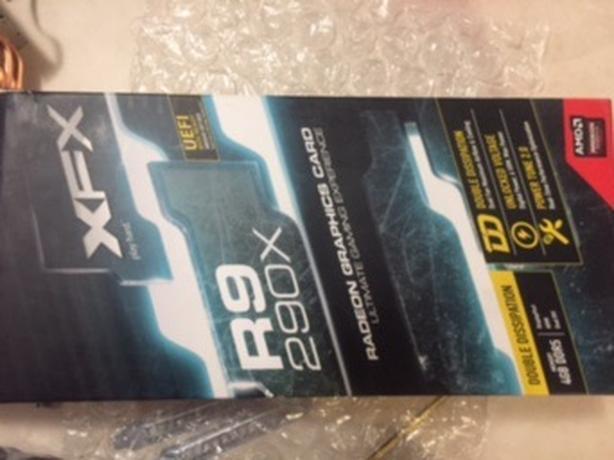 XFX R9 290X 4GB GDDR5 Graphics Card Rural Regina, Regina