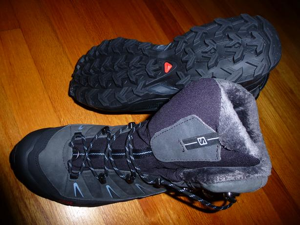 new styles 60dc5 fc6bb  Log In needed $110 · SALOMON X ULTRA WINTER CS WOMENS HIKING BOOTS (SIZE  9.5) NEW