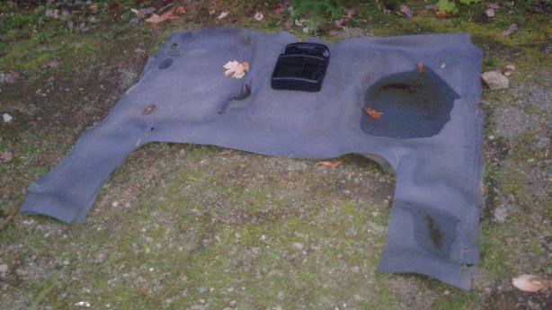 FREE: cab floor mat