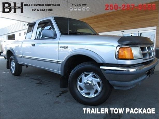 1994 Ford Ranger GRAY/BLUE