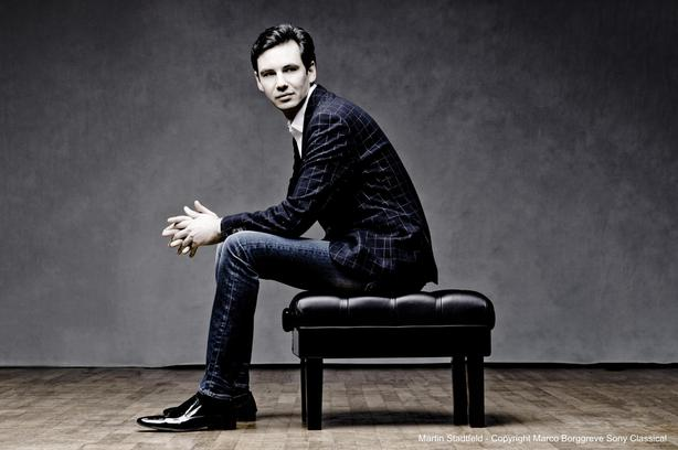 Martin Stadtfeld International pianist is  coming to Victoria!!