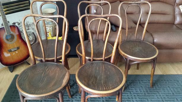 Jacob & Josef Kohn Chairs