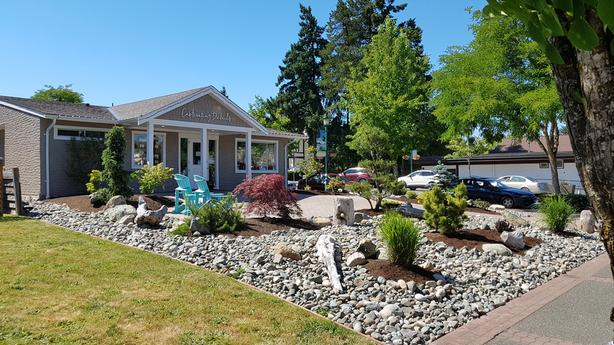 Corner of 'Main & Main' - Qualicum Beach
