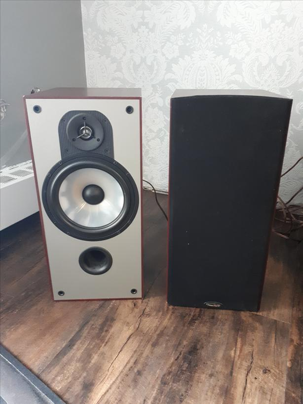Pair Of Paradigm Monitor 3  V2 Speakers – Priced To Sell