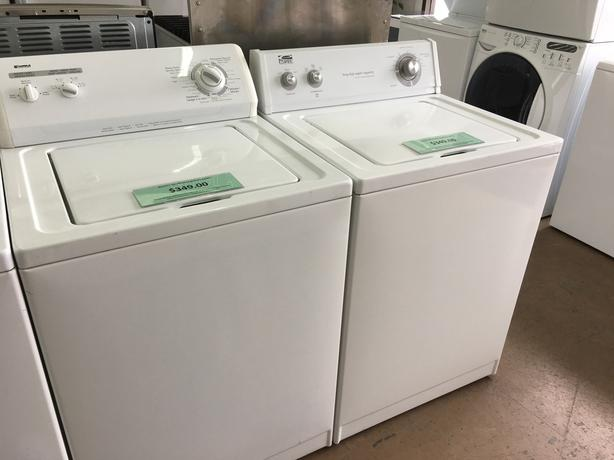 Refurbished Washers