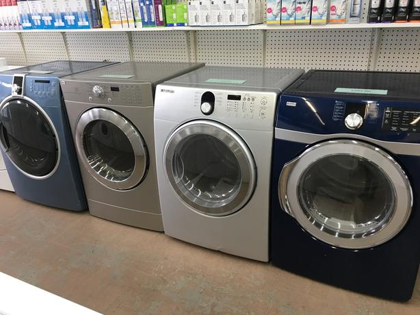 Refurbished Dryers