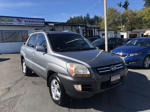 2005 Kia Sportage 4X4! 2 Pay Stubs, You're Approved!