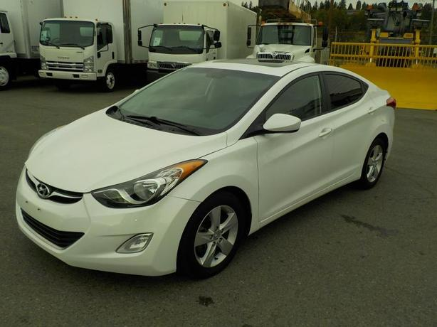 2013 Hyundai Elantra GLS 6 speed