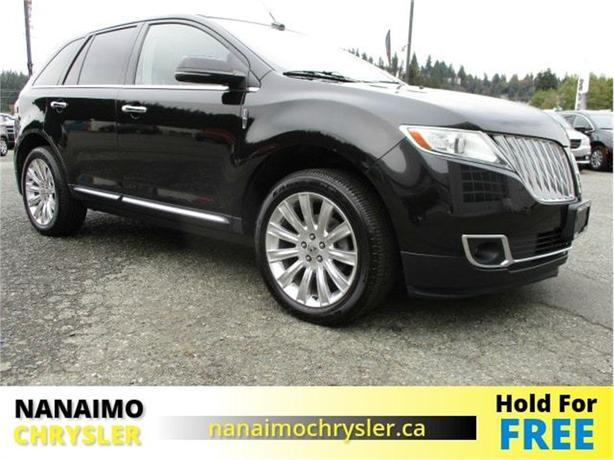 2013 Lincoln MKX No Accidents Low Kilometers