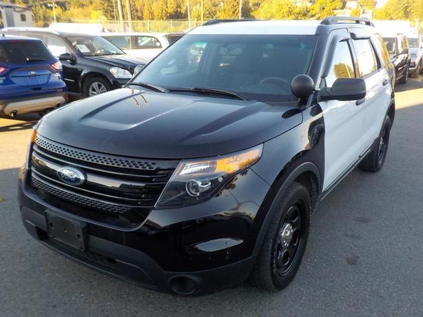 2014 Ford Explorer Police Interceptor AWD