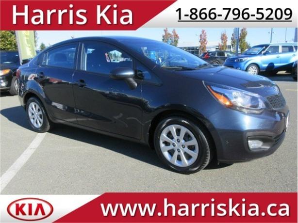 2013 Kia Rio LX Low Kilometers Heated Seats