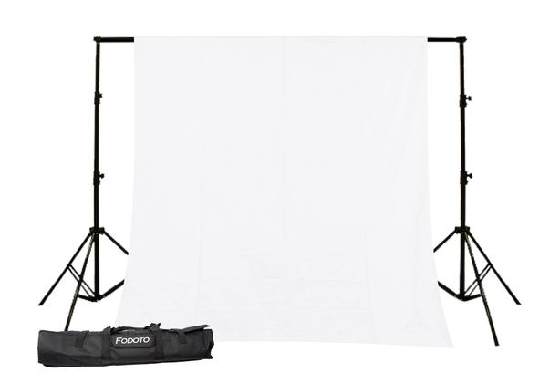 Studio/Home/Events Backdrop, Background Kits (Various Colors To Choose From)