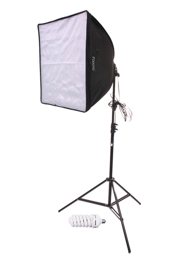200w Photo Video Continuous Single Light Kit BRAND NEW!!