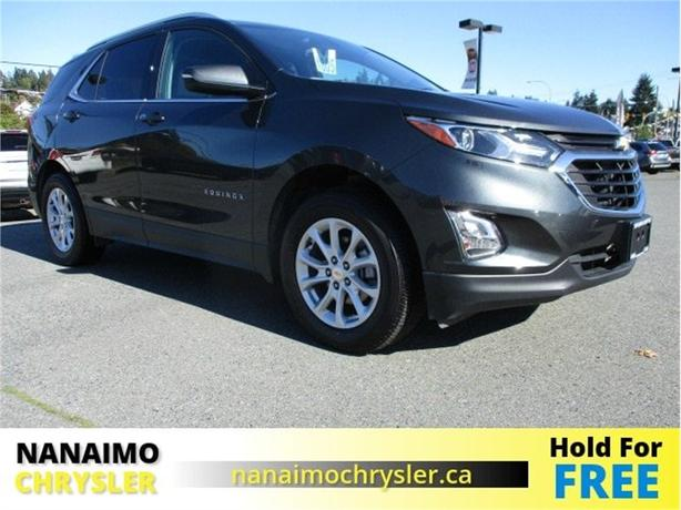 2018 Chevrolet Equinox LT One Owner No Accidents