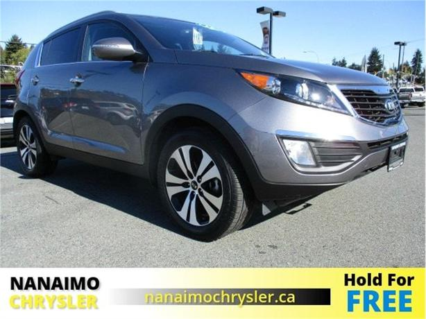 2013 Kia Sportage EX No Accidents Low Kilometers