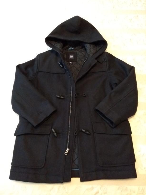 Gap wool boys jacket size 10