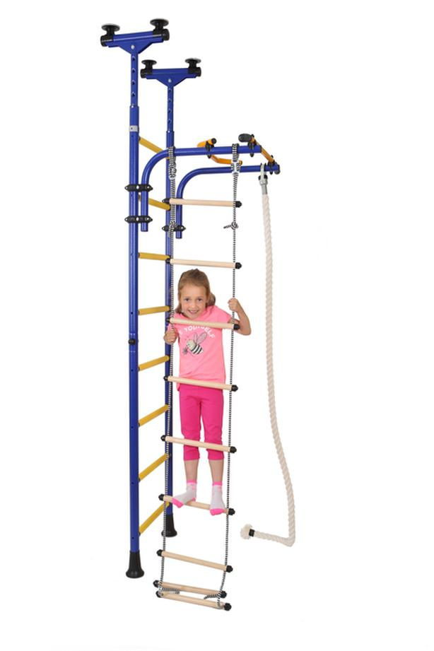 LIMIKIDS - Indoor Home Gym For Kids - Model Olympian