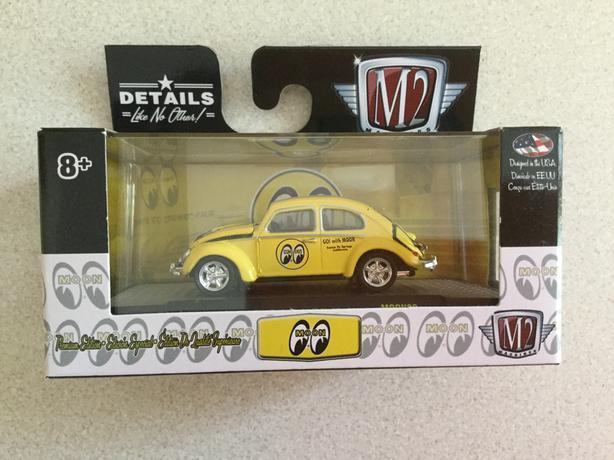 " Log In needed $15 · M2 1953 VOLKSWAGEN VW BEETLE DELUXE U S A  MODEL  ""MOON EYES"""