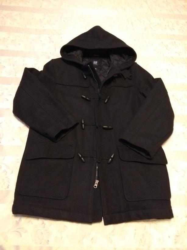 Gap wool boys jacket size 12