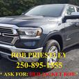 NEW - 2019 RAM 1500 CREW CAB LARAMIE 4X4 * RED JACKET ROB *